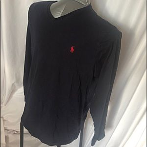 POLO by Ralph Lauren Black T-Shirt